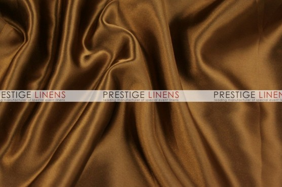 Charmeuse Satin Aisle Runner - 346 Frappuccino