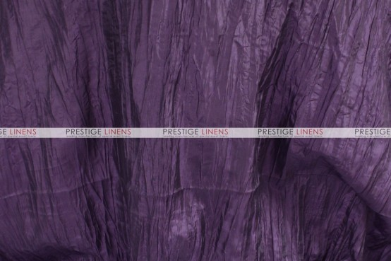 Crushed Taffeta Pillow Cover - 1033 Lt Plum