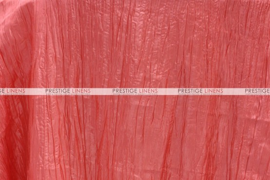 Crushed Taffeta Pillow Cover - 444 Lt Coral