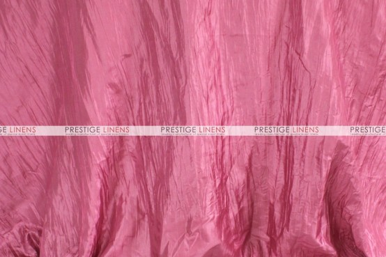 Crushed Taffeta Pillow Cover - 565 Watermelon