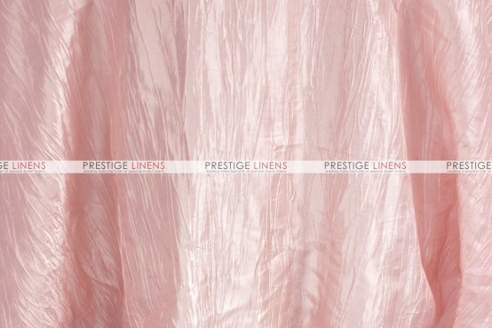 Crushed Taffeta Pillow Cover - 567 Blush Pink