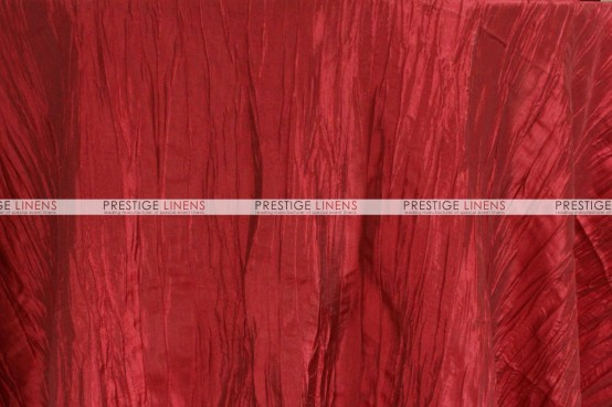 Crushed Taffeta Pillow Cover - 643 Cherry