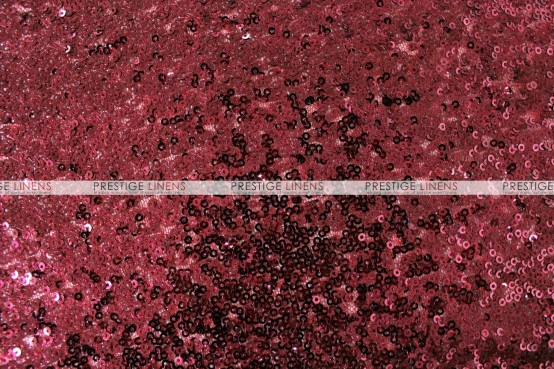 Glitz Pillow Cover - Burgundy