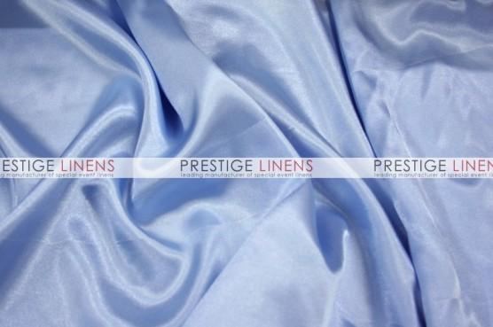 Charmeuse Satin Aisle Runner - 926 Baby Blue