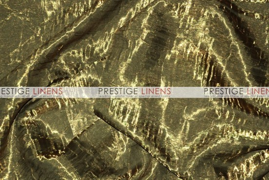 Iridescent Crush Pillow Cover - Bronze
