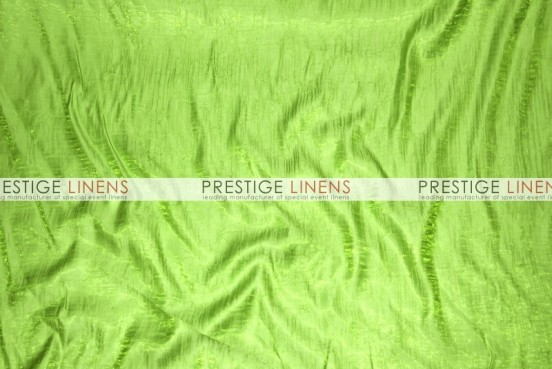 Iridescent Crush Pillow Cover - Lime