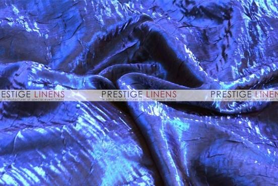 Iridescent Crush Pillow Cover - Royal
