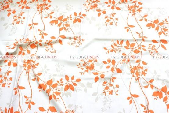 Liz Linen Pillow Cover - Orange