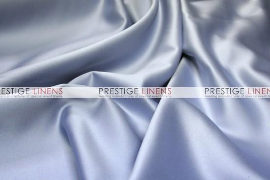 Mystique Satin (FR) Pillow Cover - Silver Cloud