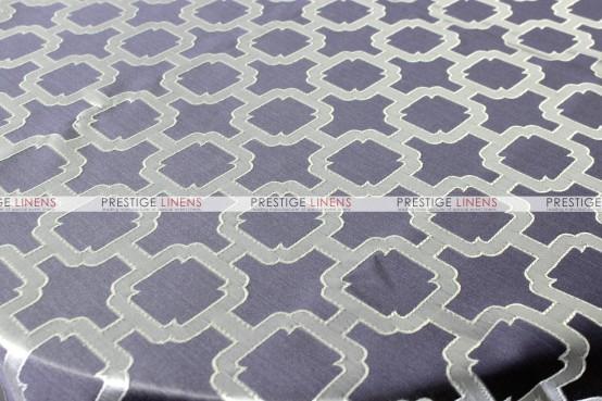 Nancy Graphic Pillow Cover - Light Grape