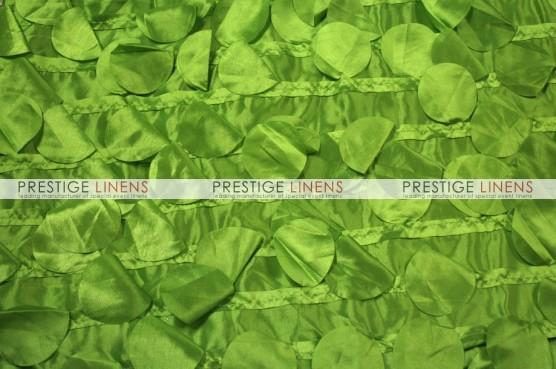 Petal Taffeta Pillow Cover - Lime