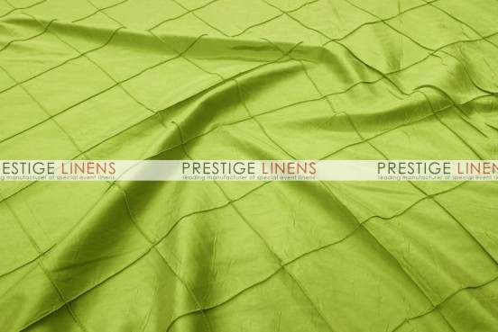 Pintuck Taffeta Pillow Cover - Lime