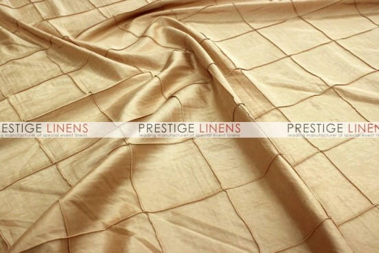 Pintuck Taffeta Pillow Cover - N Gold