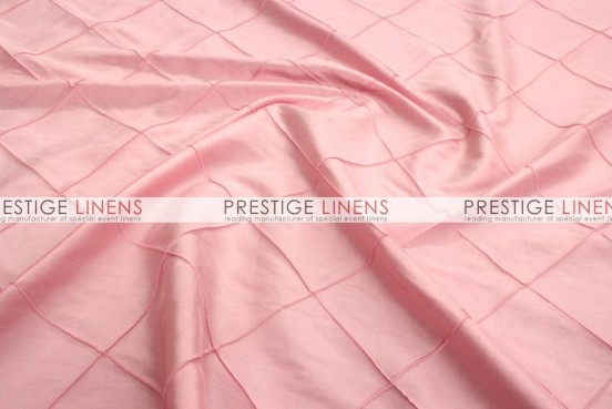 Pintuck Taffeta Pillow Cover - Pink