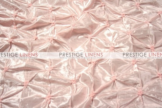 Pinwheel Taffeta Pillow Cover - Blush