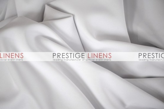 Polyester Pillow Cover - 126 White