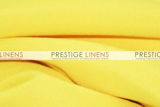 Polyester Pillow Cover - 426 Yellow