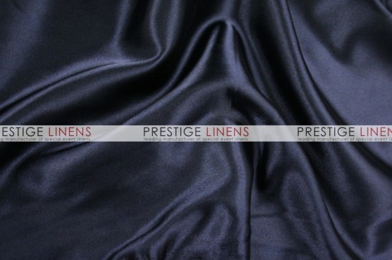 Charmeuse Satin Draping - 934 Navy