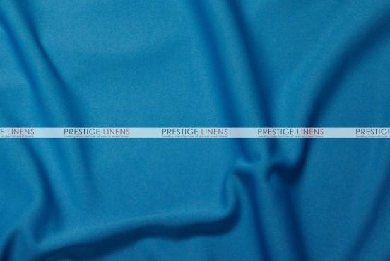 Scuba Stretch Pillow Cover - Ocean Blue