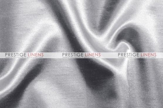 Shantung Satin Pillow Cover - 1126 Silver