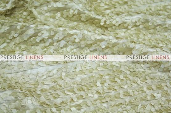 Snow Petal Pillow Cover - Beige