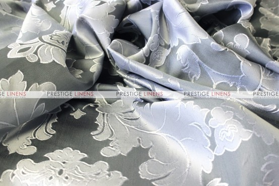 Alex Damask Table Linen - Grey