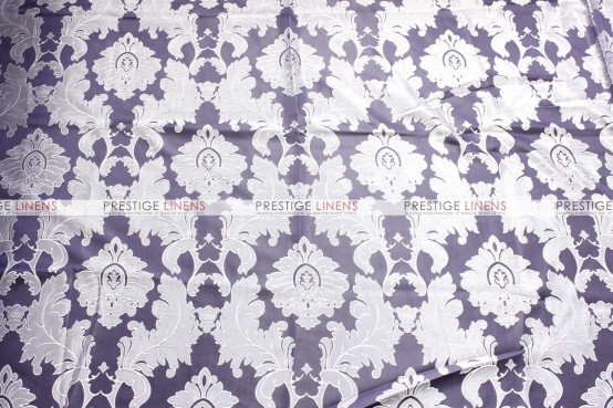 Alex Damask Table Linen - Light Grape