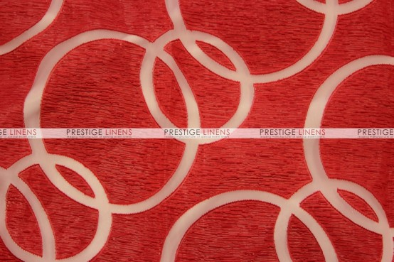 Apollo Table Linen - Red