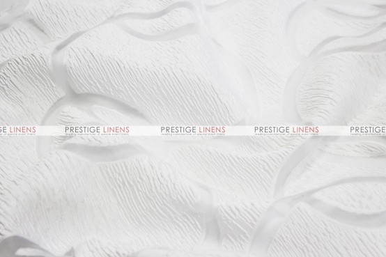 Apollo Table Linen - White