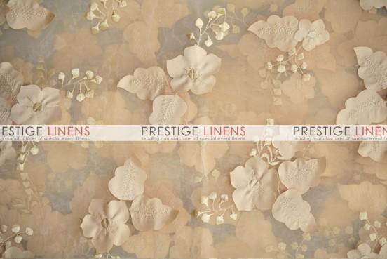 Applique organza prestige linens - Salon prestige organza ...