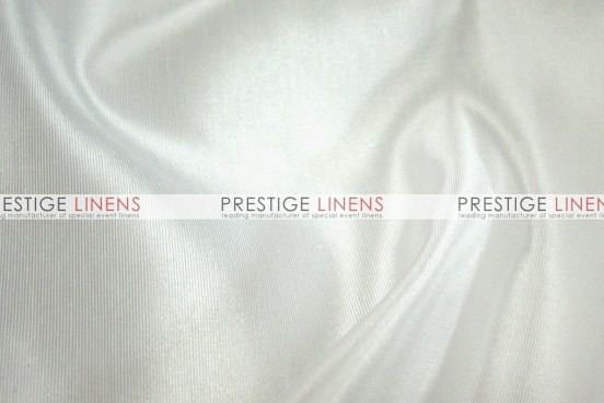Bengaline (FR) Table Linen - Ultra White