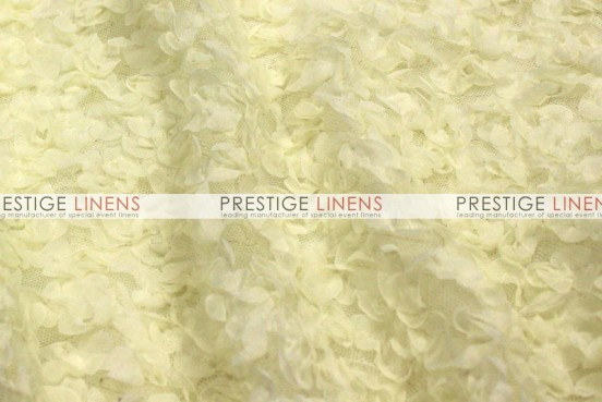 Blossom Sheer Table Linen - Banana