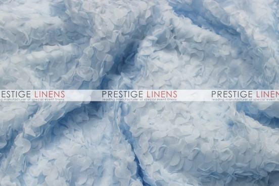 Blossom Sheer Table Linen - Blue