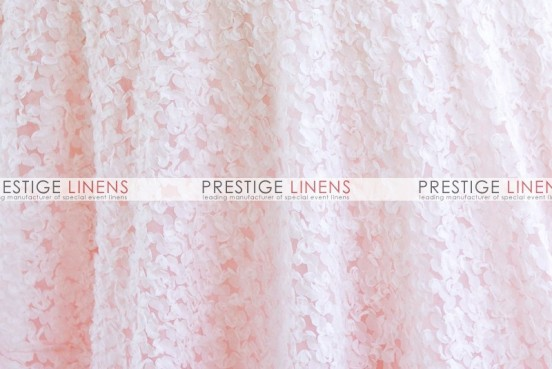 Blossom Sheer Table Linen - Pink