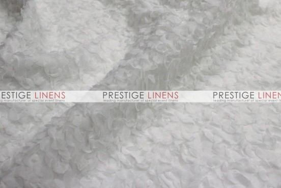 Blossom Sheer Table Linen - White