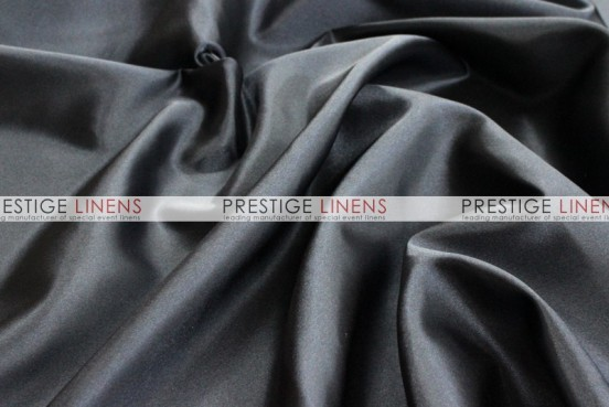 Bridal Satin Table Linen - 1127 Black