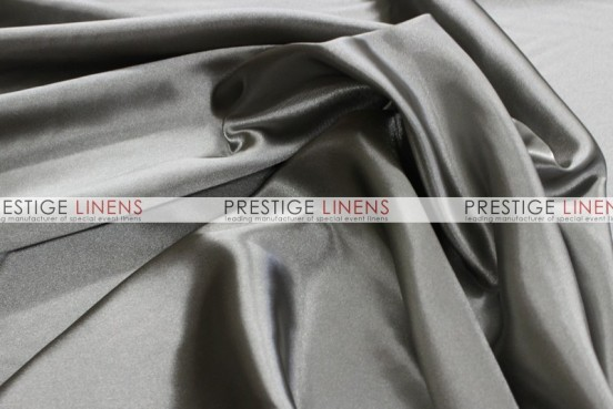 Bridal Satin Table Linen - 1128 Grey