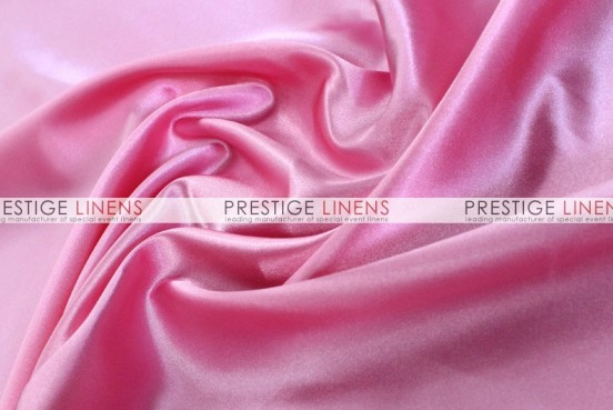 Bridal Satin Table Linen - 539 Candy Pink