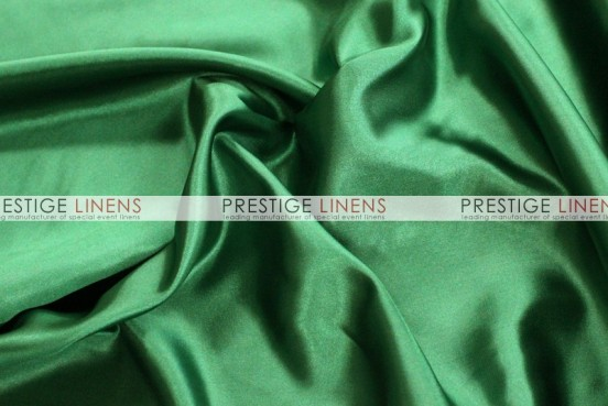 Bridal Satin Table Linen - 727 Flag Green