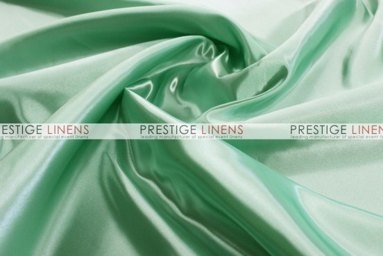 Bridal Satin Table Linen - 730 Mint