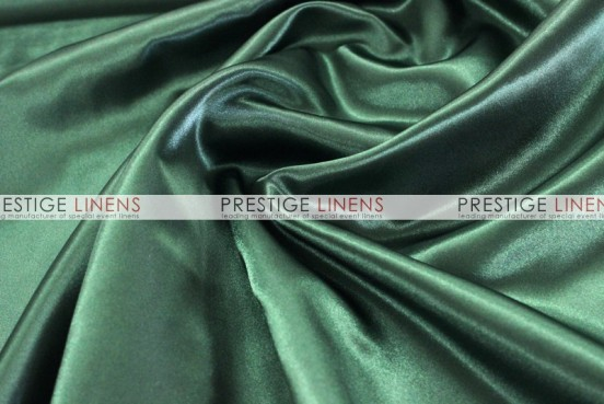 Bridal Satin Table Linen - 732 Hunter