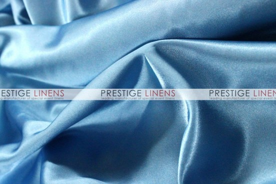 Bridal Satin Table Linen - 932 Turquoise