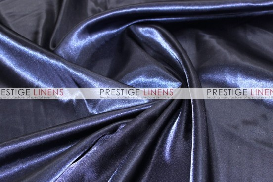 Bridal Satin Table Linen - 934 Navy