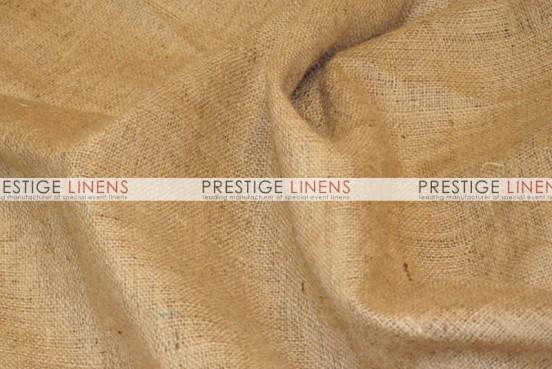 Burlap Table Linen - Natural
