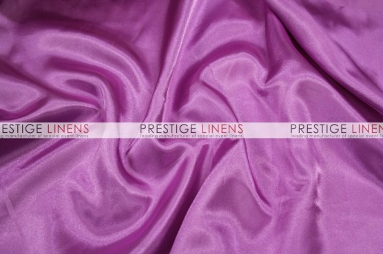Charmeuse Satin Table Linen - 1045 Violet