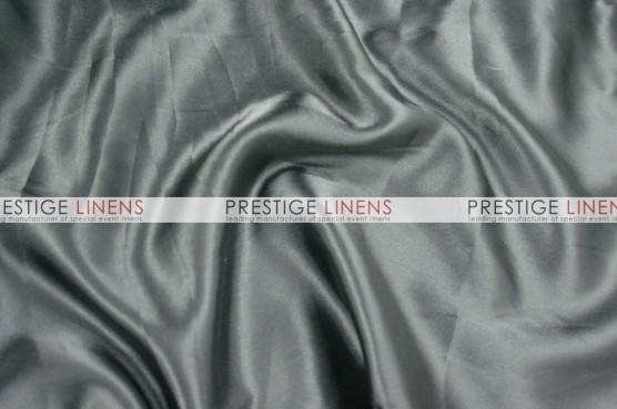 Charmeuse Satin Table Linen - 1128 Grey