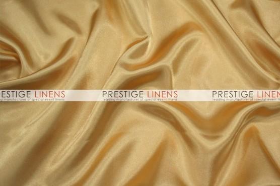 Charmeuse Satin Table Linen - 226 Gold