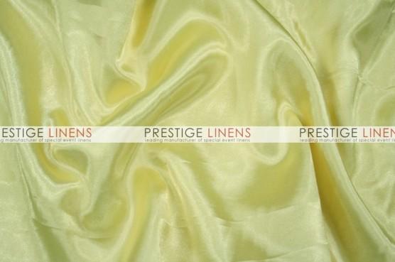 Charmeuse Satin Table Linen - 427 Lt Yellow