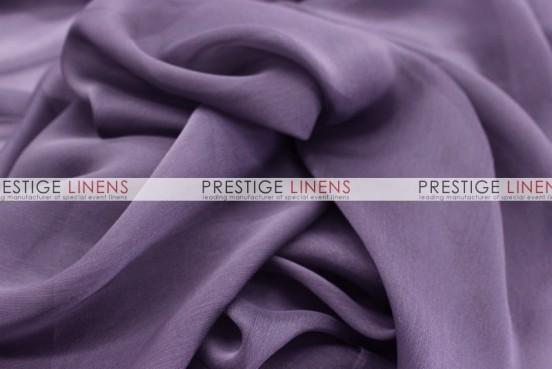 Chiffon Table Linen - Dk Lilac