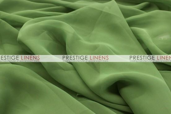 Chiffon Table Linen - Dk Sage